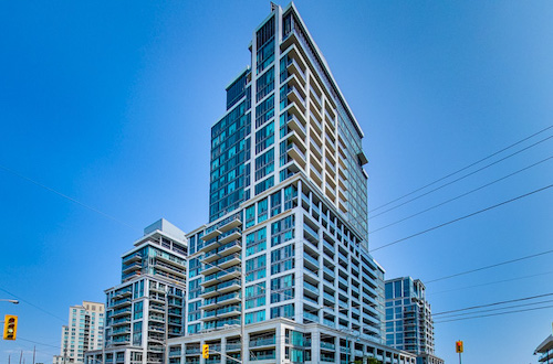 Voyager 1 Condos, 2121 Lake Shore Blvd West